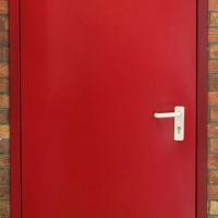 дверь металлическая 6500