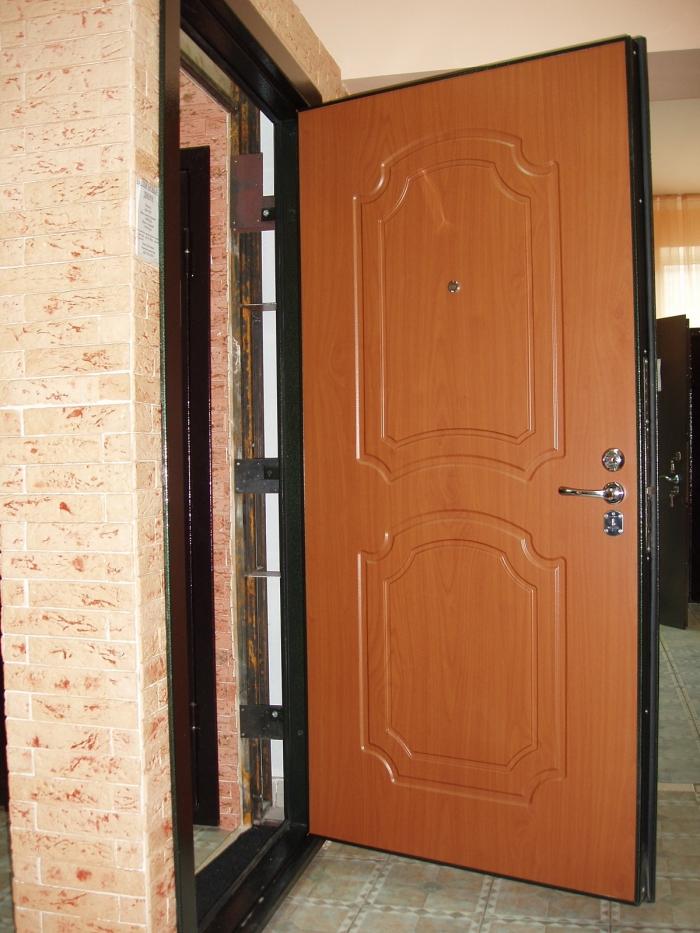 Входная дверь установить