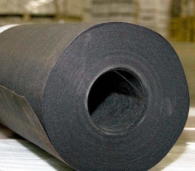 Производство рубероида